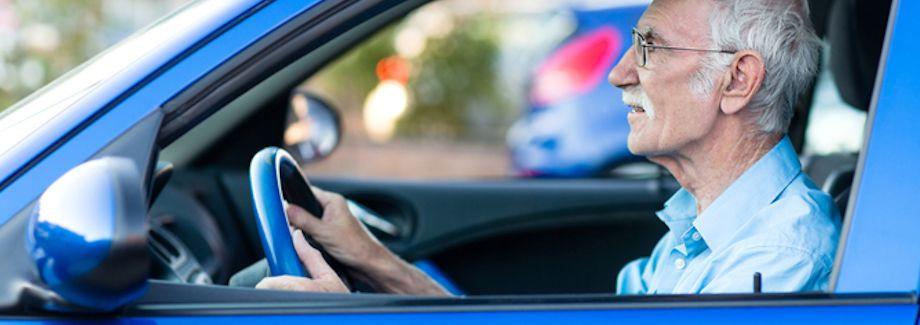 Elderly Senior Citizens Driver Assessment Information Minnesota