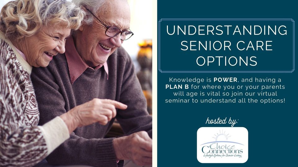 Understanding Senior Care Options