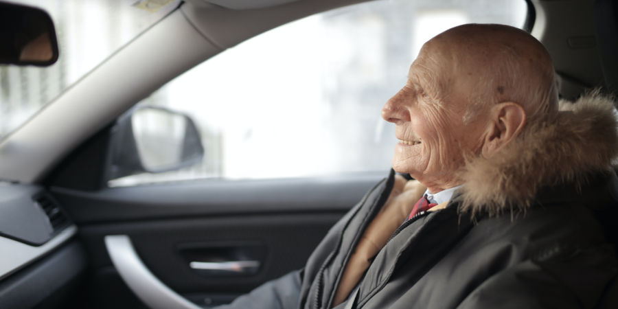 Seniors driving independence